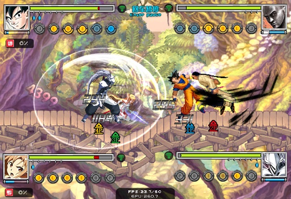 game Anime battle 3.1 online pc