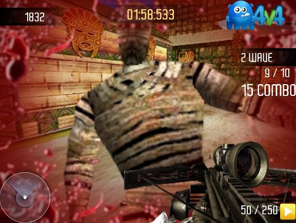 game Ban xac uop 3d