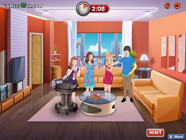 game Choc pha nguoi yeu xinh dep