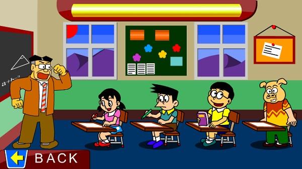 game Doremon va Nobita tra thu Chaien 24h