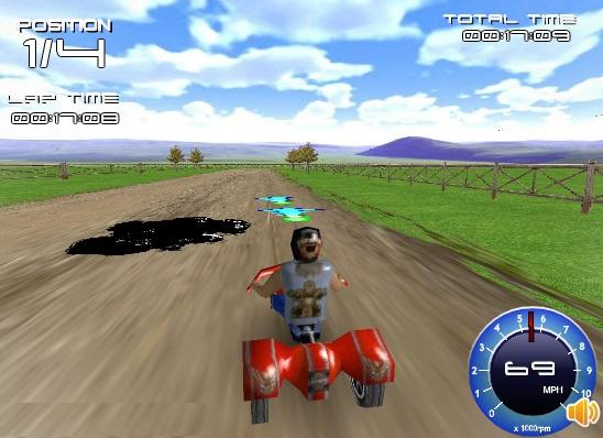 game Dua xe moto 3 banh
