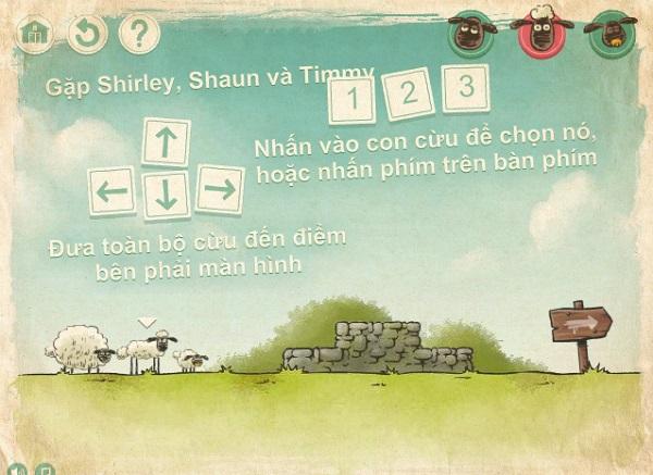 game Nhung chu cuu thong minh 4 vui game 24h