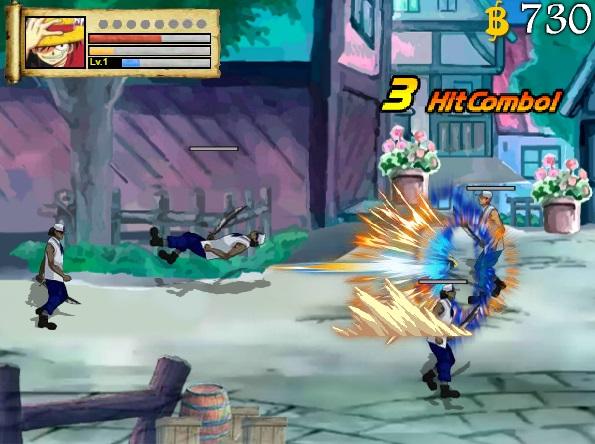 game One Piece dao hai tac 2 online