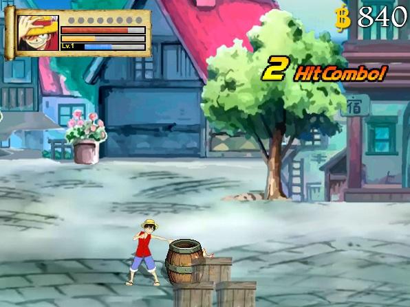 game One Piece vua dao hai tac 2