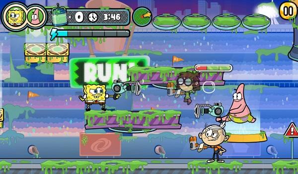 game Spongebob tran chien bun lay hinh anh 2