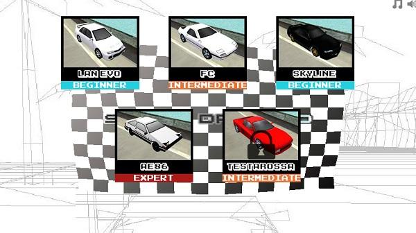 game Vua toc do 3D online