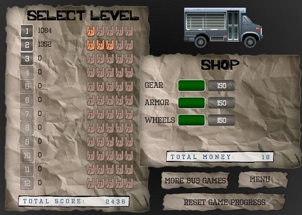 game Lai xe cho tu nhan hinh anh 3
