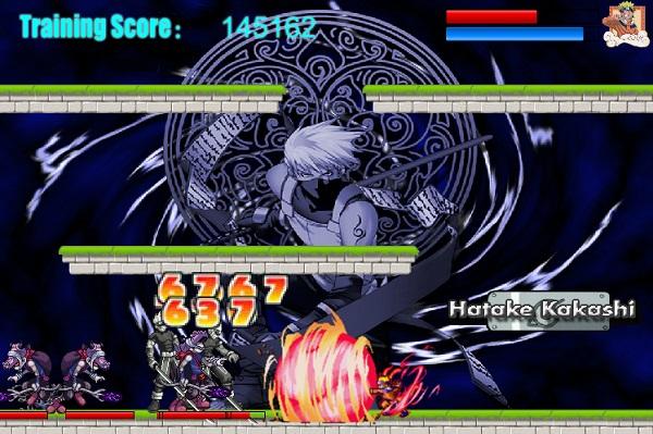 game Naruto cuu vi online