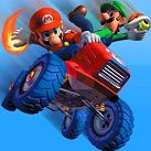 Mario đua xe 2 người