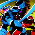 Ninja rùa chiến đấu