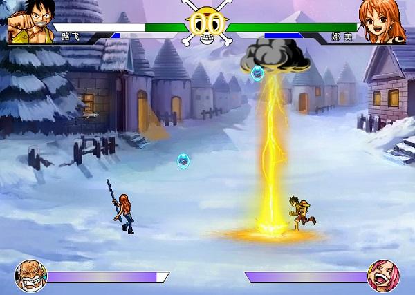 game One Piece dai chien quyet dau doi khang 1.6