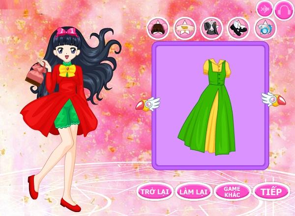 game Thu linh the bai Sakura hinh anh 3