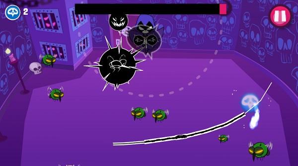 game Ac mong cua Raven biet doi thieu nien titan