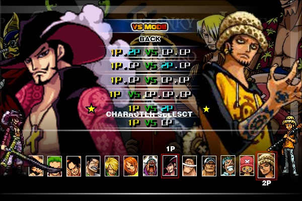 game One Piece Hot Fight 0.7 vui game 4399 kbh
