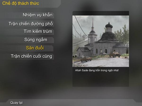 game Phuc kich pc