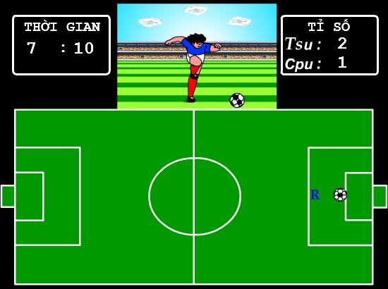 game Subasa doi truong vi dai giac mo san co