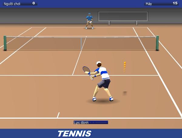 game Tennis 3D mien phi 24h y8