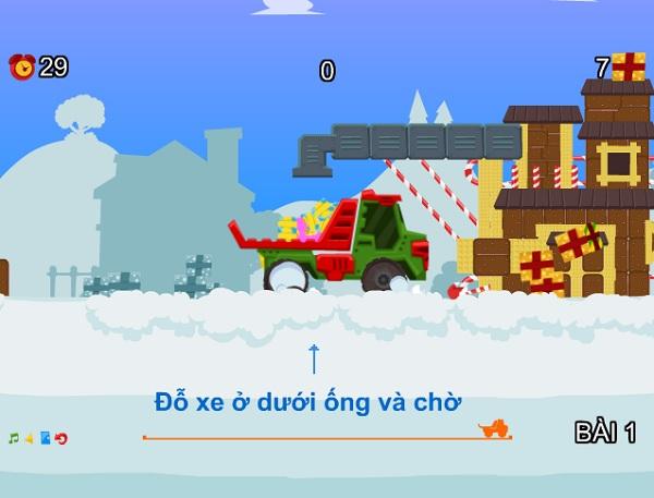 game Cho qua giang sinh hinh anh 3