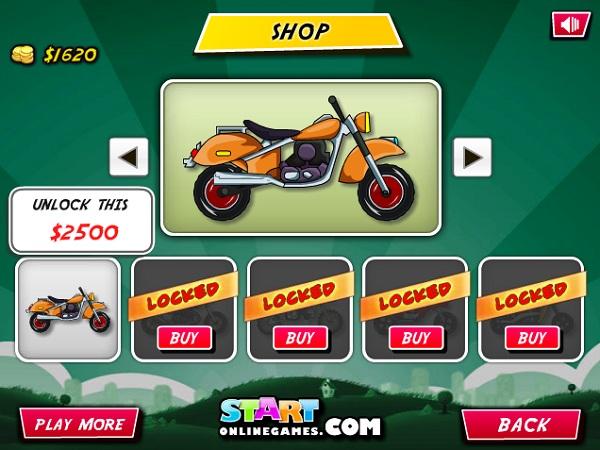game Dua xe may moto 2 banh