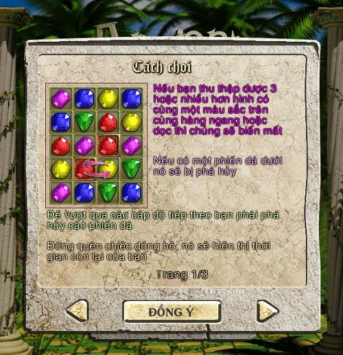 game Kim cuong co dien online offline cho pc