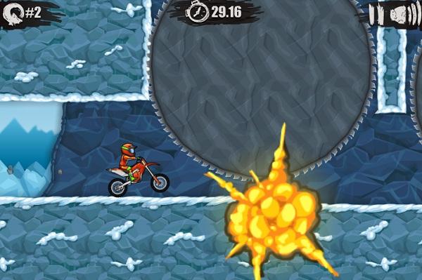 game Moto X3M 4 mao hiem
