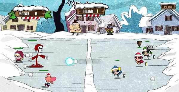 game Nem tuyet Cartoon Network hinh anh 3