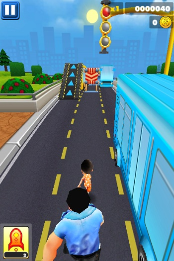 game Subway Surfers online offline cho may tinh pc
