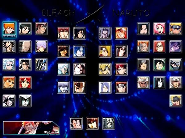 game Bleach vs Naruto 3.1 phien ban moi hay hot nhat