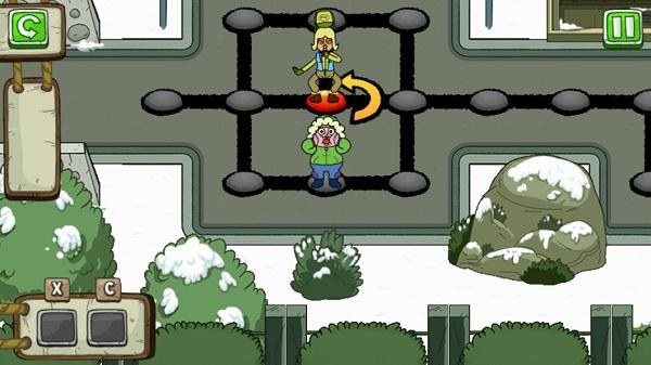 game Clarence ke dot nhap online