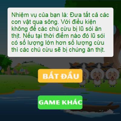game Dua cuu qua song hinh anh 1