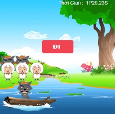 game Dua cuu qua song hinh anh 3