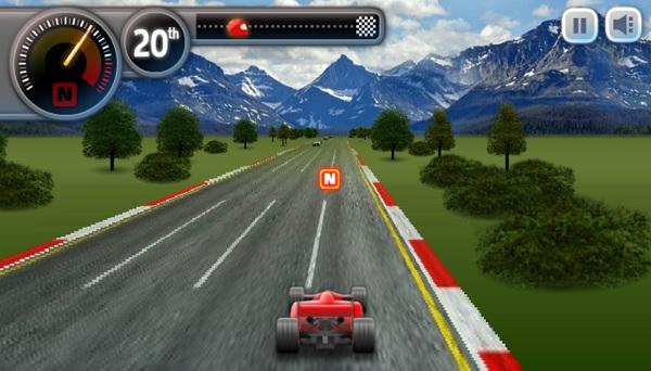 game Giai dua xe F1 online offline cho pc
