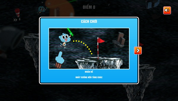 game Gumball du day cartoon network