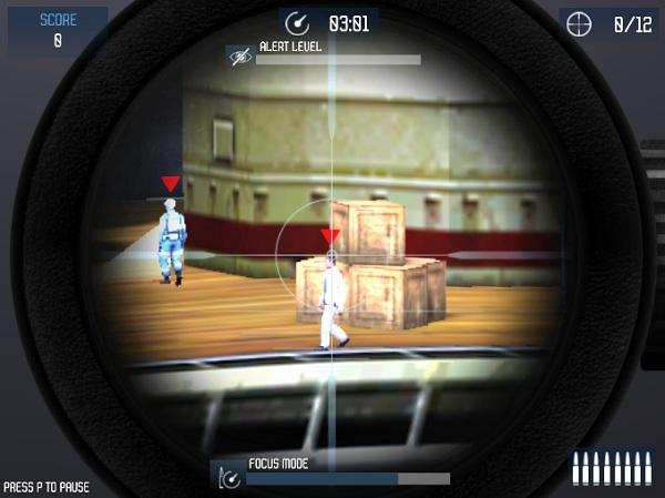 game Sat thu ban tia 3D hinh anh 2