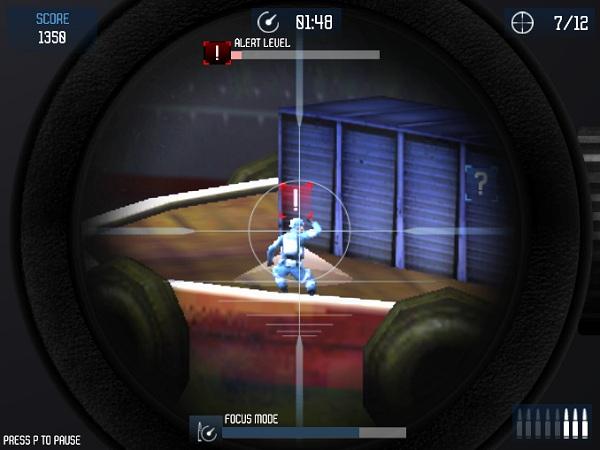 game Sat thu ban tia 3D hinh anh 3