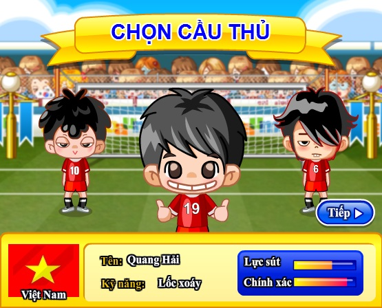 game U23 Viet Nam vo dich asian cup 2018