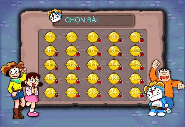 game Doremon dua xe mien phi moi hay nhat