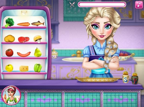 game Elsa nau an hinh anh 1