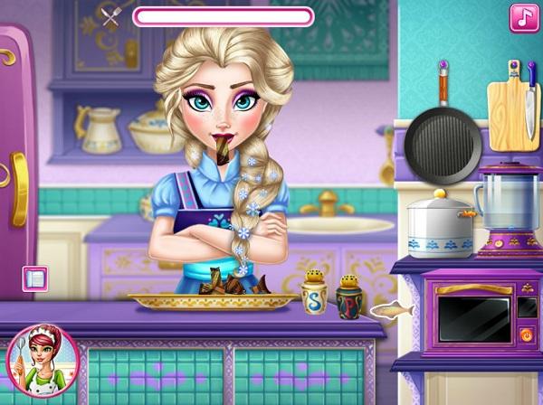 game Elsa nau an hinh anh 4