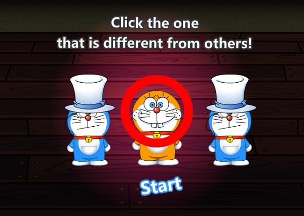 game Hop qua Doremon gift box