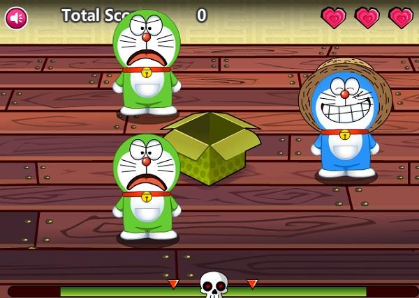 game Hop qua Doremon online offline cho pc