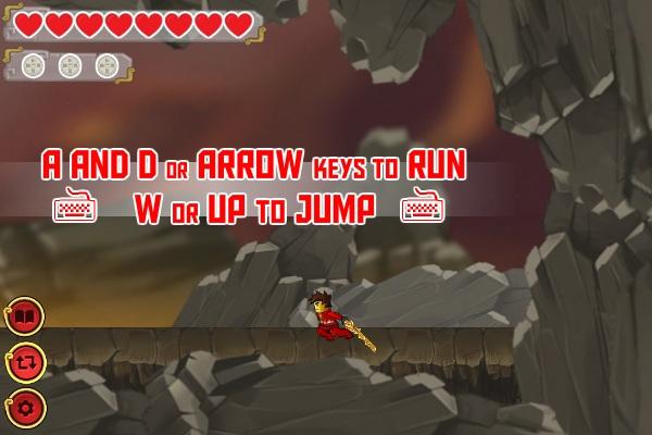 game Ninjago tran chien cuoi cung hinh anh 1