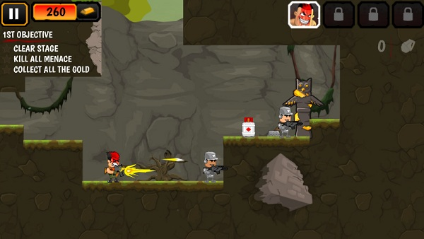 game Sat thu noi gian 2 online