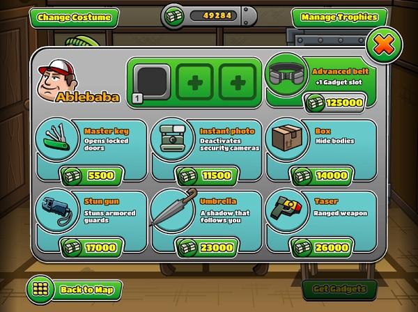 game Sieu trom 6 online