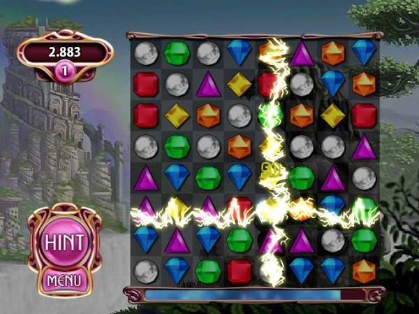 game Xep kim cuong Bejeweled 3 mien phi moi nhat popcap