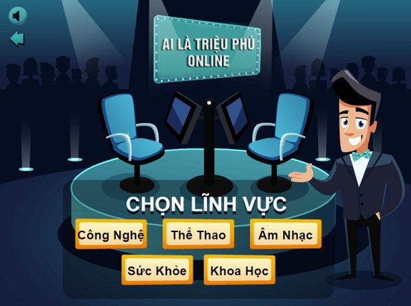 game Ai la trieu phu 2018 online offline tieng viet