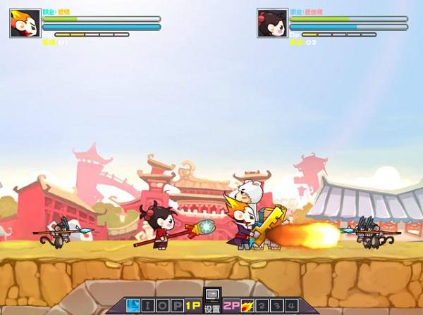 game Con duong to lua 2 nguoi choi