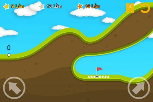 game Danh golf kieu moi mien phi tren y8 24h