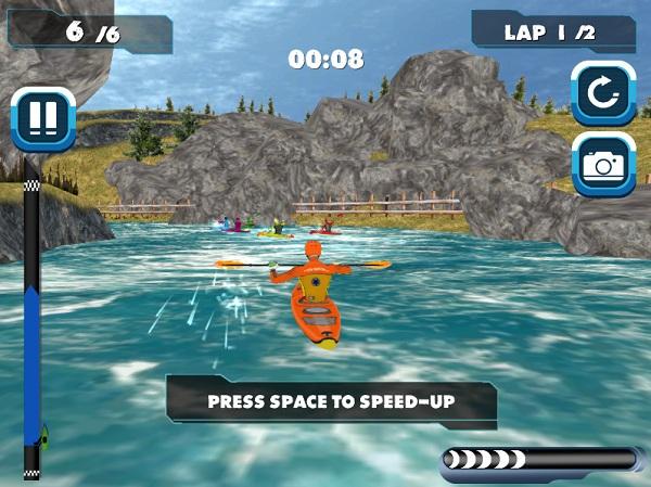 game Dua thuyen Kayak hinh anh 1