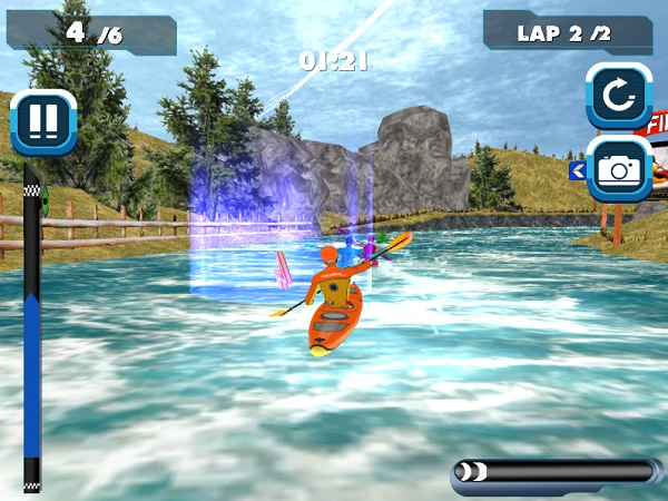 game Dua thuyen Kayak hinh anh 2